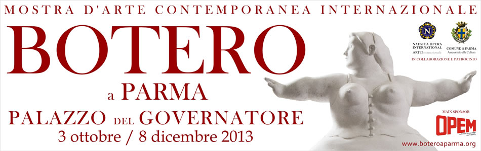 Botero a Parma