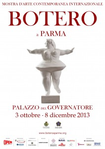 Mostra D'Arte Internazionale BOTERO a PARMA by Nausica Opera International