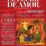 Locandina ELISIR Gran Teatro Nacional Lima - Web