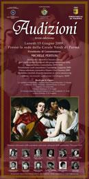 % Nausica Opera CASTING READING Nausica Opera