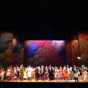 % Nausica Opera ELISIR D AMORE VISTO DA BOTERO A SIVIGLIA Nausica Opera