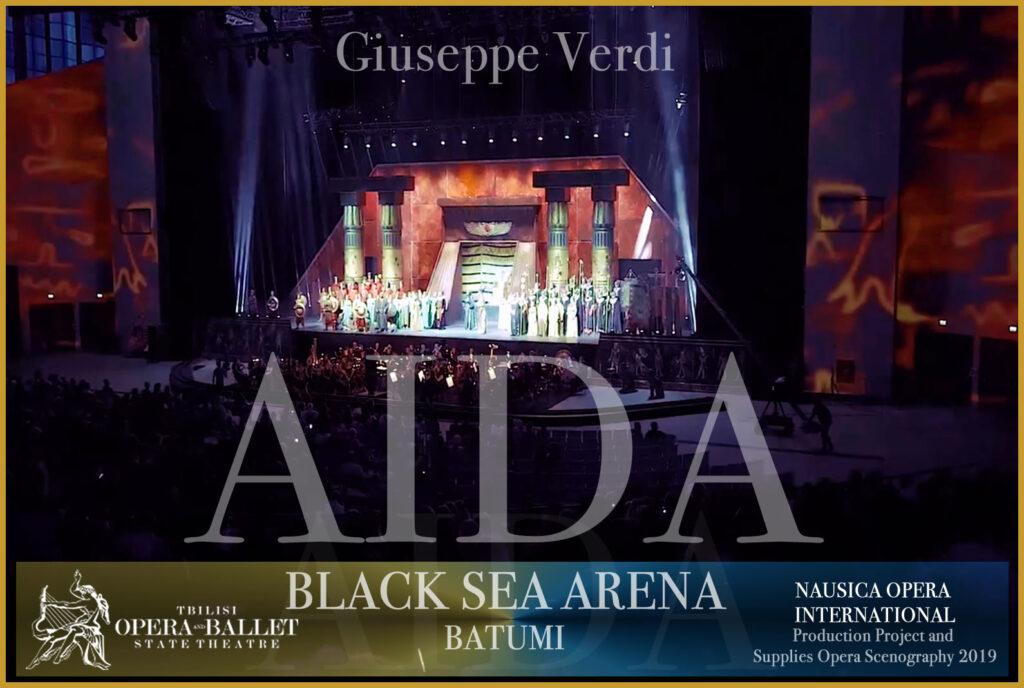 % Nausica Opera AIDA AL BLACK SEA ARENA Nausica Opera