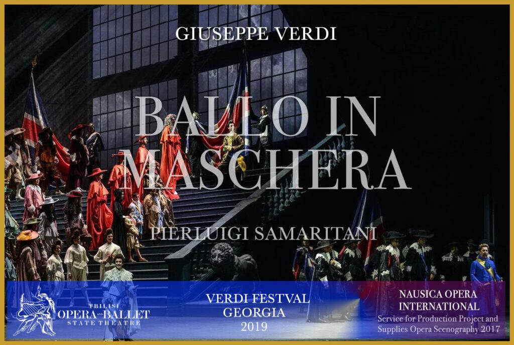 % Nausica Opera BALLO IN MASCHERA Nausica Opera