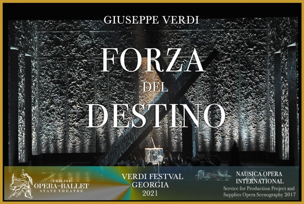% Nausica Opera FORZA DEL DESTINO Nausica Opera