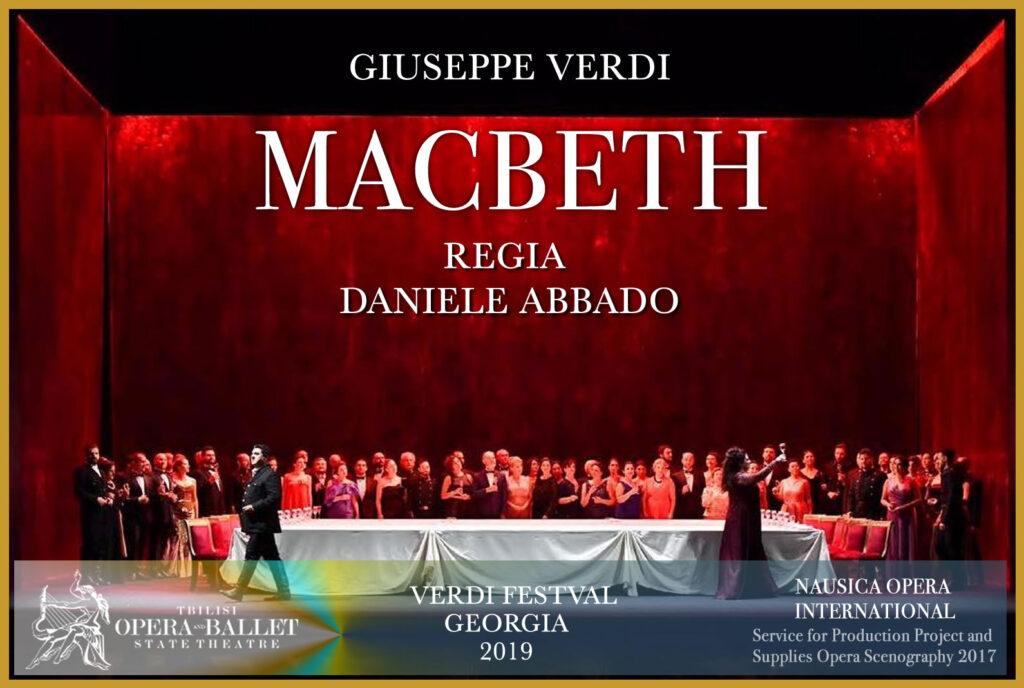 % Nausica Opera MACBETH Nausica Opera