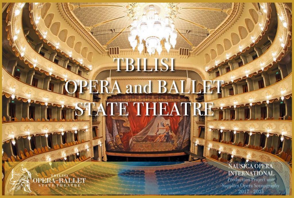 % Nausica Opera TEATRO DI STATO DI TBILISI Nausica Opera
