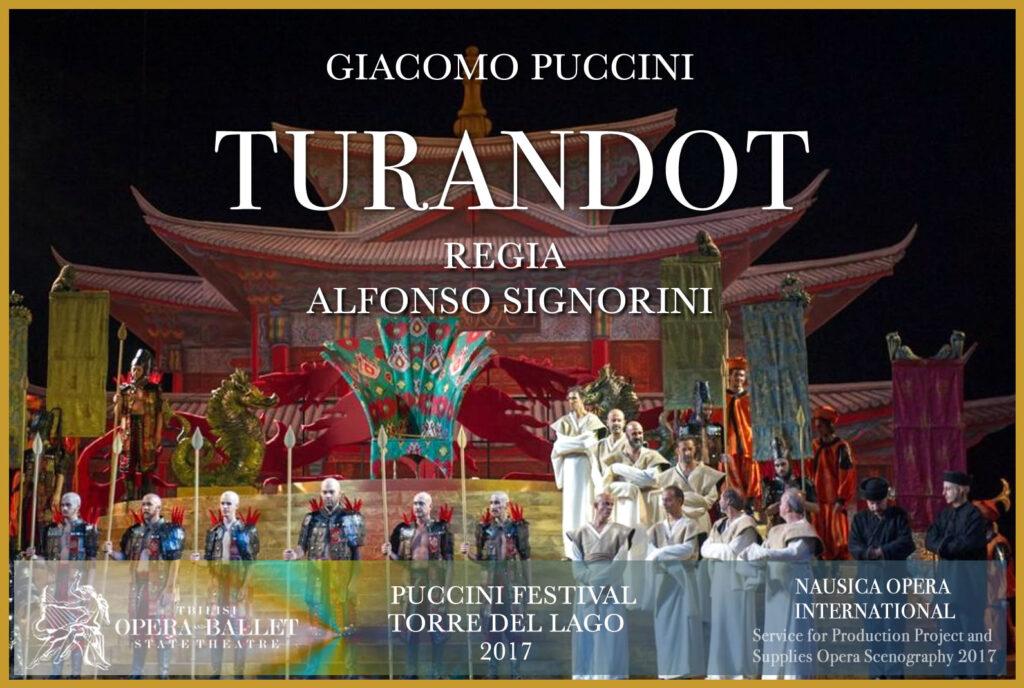 % Nausica Opera TURANDOT Nausica Opera