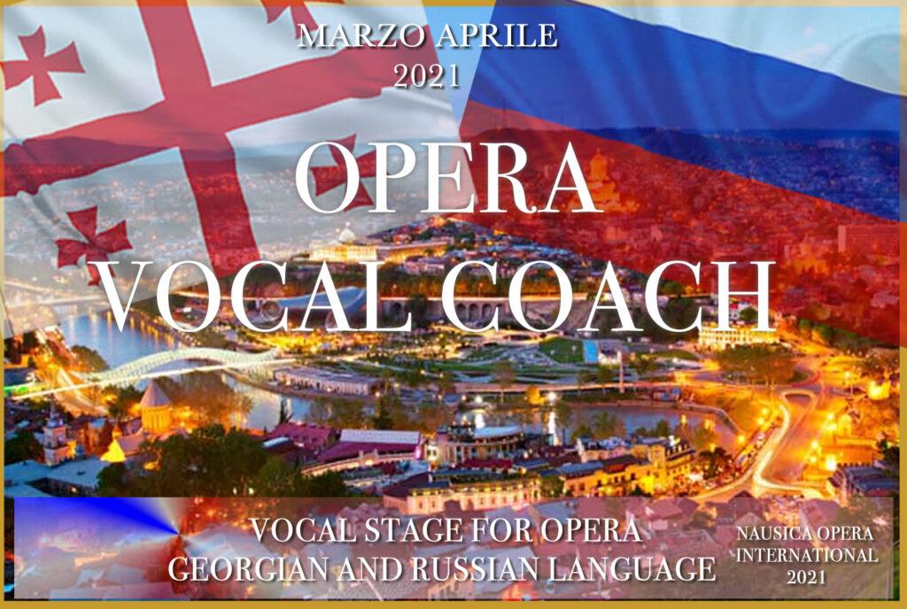 % Nausica Opera VOCAL COACH OPERA Nausica Opera